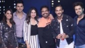 Anita Hassanandani's birthday bash was fun-filled affair. Watch video