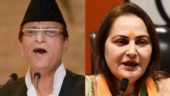 SP leader Azam Khan reaches now low, says Jaya Prada wears khaki underwear