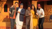 A fun day out with cast of SAB TV's Bhakarwadi