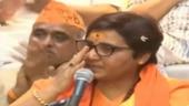 Sadhvi Pragya breaks down during press conference, says she was thrashed, tortured in jail