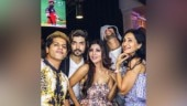Karanvir, Yuvika and Prince attend Debina Bonnerjee's star studded birthday bash