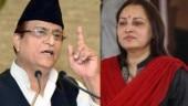 Jaya Prada hits back at Azam Khan after khaki underwear controversy
