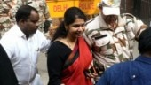 I-T raids Kanimozhi's house just before elections