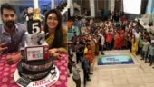 Kumkum Bhagya team celebrates as the show completes five years