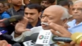 One should vote for country's safety, unity and development: Mohan Bhagwat