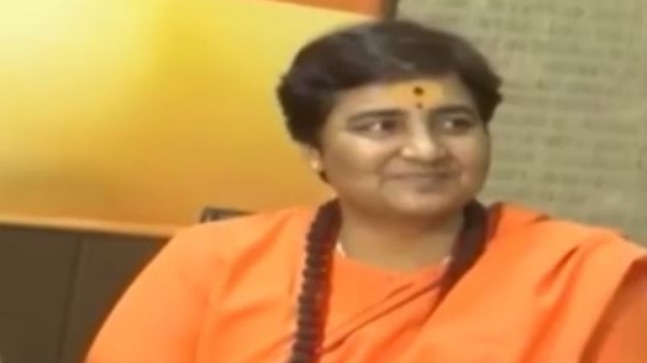 Bhopal gears up for 'saffron' battle as BJP fields Sadhvi Pragya against Digvijaya Singh