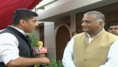 V.K. Singh talks to India Today about Mahagatbandhan and Congress