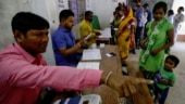 59 per cent voting reported till 3pm in first phase of LS polls; Sonia Gandhi files nomination from Raebareli; more