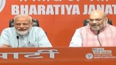 Watch PM Modi, Amit Shah's joint press conference on last day of campaigning