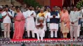 Narendra Modi begins his second innings as PM; Amit Shah takes oath as Cabinet minister; more