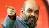 Amit Shah holds mega roadshow in Kolkata