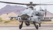 Indian Air Force receives its first Apache Guardian attack chopper in US