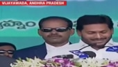 Jagan Mohan Reddy takes oath as Andhra Pradesh CM