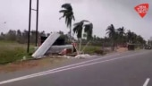 Cyclone Fani leaves trail of destruction along Puri-Bhubaneshwar Highway