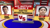 Biggest battles in phase 5 of elections fought in Amethi, Raebareli