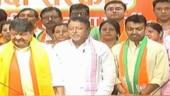 2 TMC MLAs, over 50 councillors join BJP