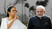 Modi, Mamata spar over Cyclone Fani review meet