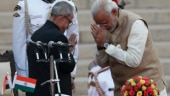 Throwback Thursday: Watch PM Narendra Modi take oath in 2014
