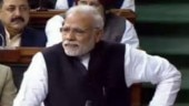PM Modi's Parliament speech in 6 points
