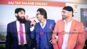 It is a real honour to be here: Ranveer Singh at Salaam Cricket 2019