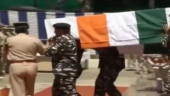 Respects being paid to 5 martyred CRPF jawans