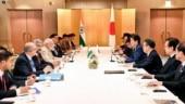 PM Modi meets Japanese PM Shinzo Abe on sidelines of G20 Summit in Osaka
