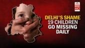 Delhi's Shame! 19 Children go Missing Daily