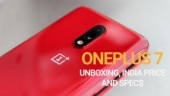 OnePlus 7 India variant Unboxing, price, specs and Hands-On