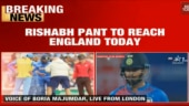 World Cup 2019: Rishabh Pant to join Indian team as cover for injured Shikhar Dhawan