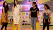 Ankita Lokhande shakes a leg with her Indore fans. Watch video