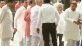 Congress review meeting for western UP ends in high drama