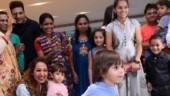Krushna Abhishek and Kashmera Shah's twins turn 2