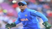 Image of the day: ICC objects to Dhoni sporting Balidan Badge on his gloves