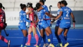 Image of the day: Indian women's hockey team defeats Japan in final