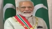 PM Modi conferred with Maldives' highest honour