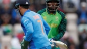 MS Dhoni is in England to play cricket not for MahaBharta: Pakistan Minister