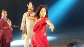 Watch: Yeh Teri Galiyan's Puchki dances barefoot on red hot coals