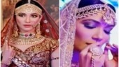 Ridhima Pandit stuns in her bridal avatar. Watch video