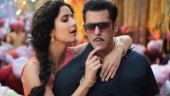 Salman Khan and Katrina Kaif in a still from Bharat