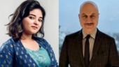 Zaira Wasim was pressurised, says actor Anupam Kher