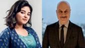 Zaira Wasim was pressurised, says actor Anupam Kher