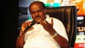 Karnataka political crisis intensifies as 13 rebel MLAs leave for Goa