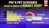 Budget 2019: PM's pet schemes likely to get a boost?