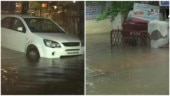 Heavy rains paralyse Mumbai: Long traffic jams, water logging in many areas