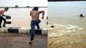 Bihar boy tries making TikTok video, dies