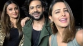 Watch: Anita Hassanandani and Urvashi Dholakia kick-start Nach Baliye 9 promotions