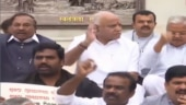 Karnataka: BJP MLAs stage protest in Bengaluru demanding CM's resignation
