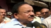 Dr Harsh Vardhan