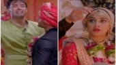 Kasautii Zindagii Kay: Anurag creates ruckus at Prerna and Bajaj's wedding
