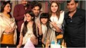 Kullfi Kumarr Bajewala's Myra Singh celebrates her birthday on the sets of the show
